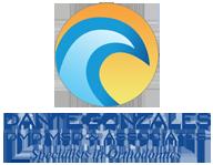 dante gonzales orthodontics logo footer