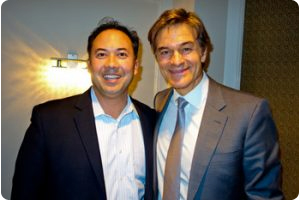 dublin orthodontist dr dante gonzales with dr oz